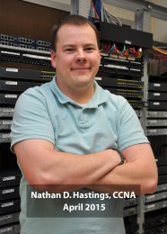 Nathan D. Hastings